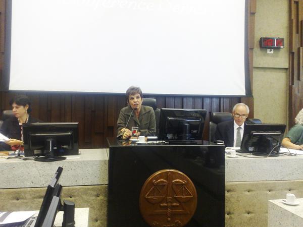 Sessão extraordinária do Pleno apresenta Pje aos desembargadores do TRT-MG (imagem 2)