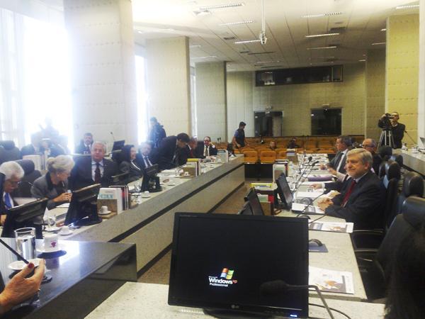 Sessão extraordinária do Pleno apresenta Pje aos desembargadores do TRT-MG (imagem 3)