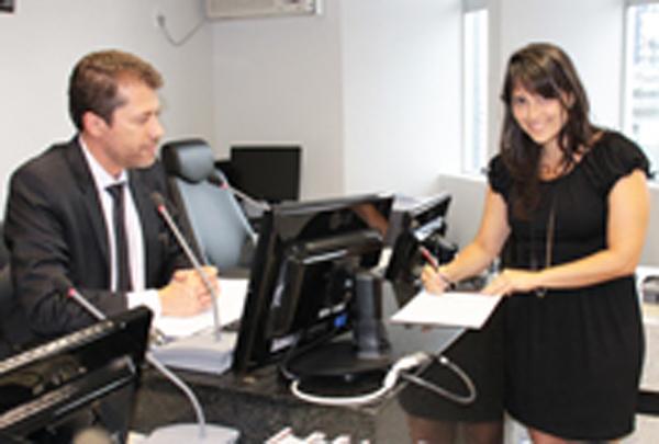 Juízes removidos tomam posse no TRT-MG (imagem 1)