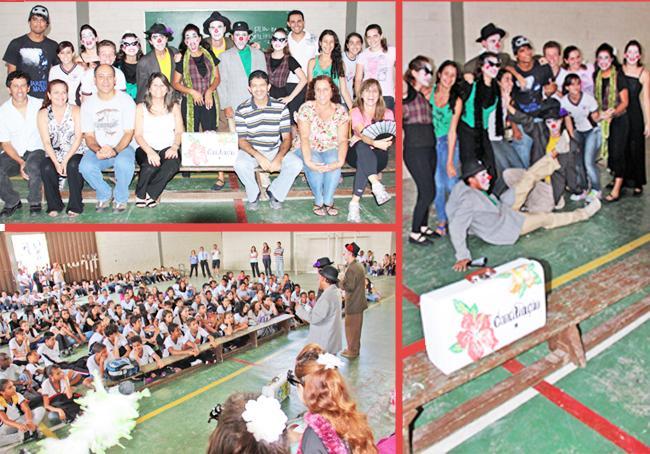 Escola Salgado Filho recebe trupe A Torto e a Direito (imagem 2)