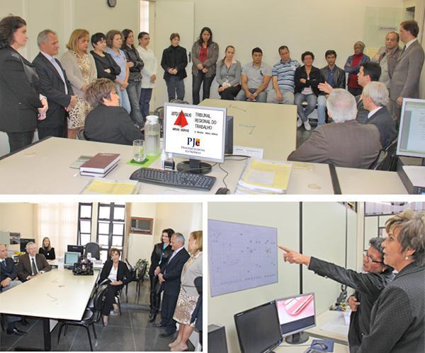 Presidente visita VT de Nova Lima (imagem 2)