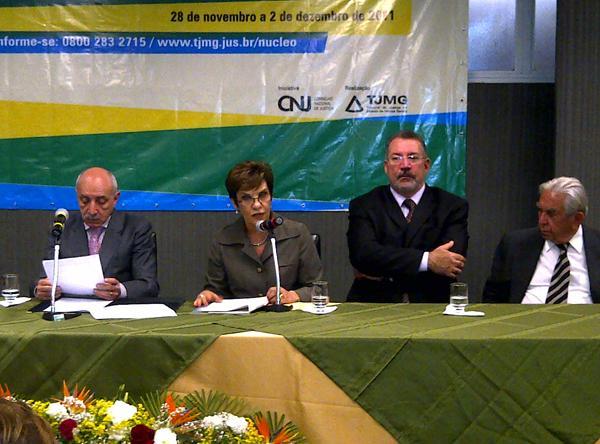 Judiciário de Minas abre Semana da Conciliação 2011 (imagem 2)