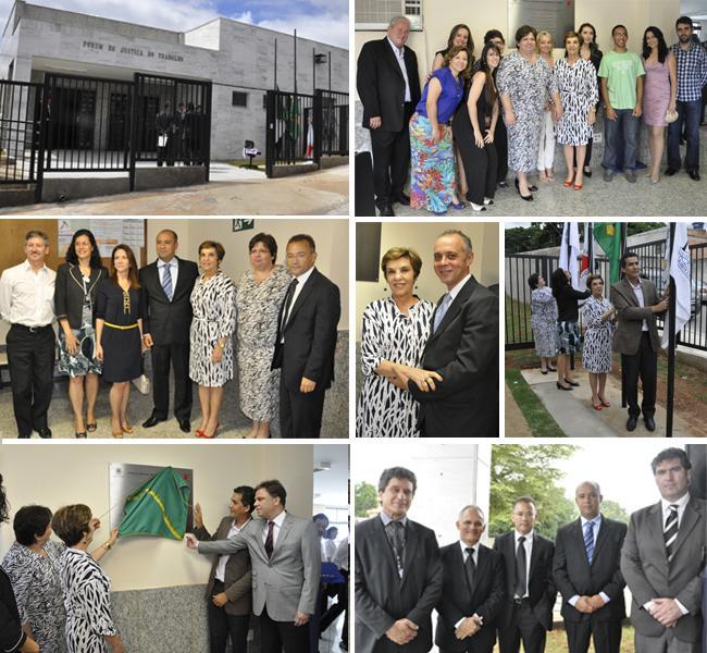 TRT inaugura nova sede da Justiça do Trabalho em Ribeirão das Neves (imagem 1)
