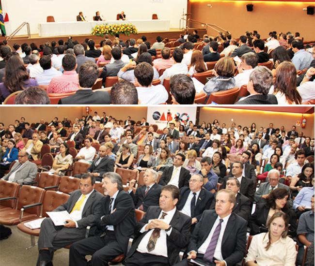 Encontro Mineiro de Direito Desportivo Trabalhista lota auditório da OAB (imagem 1)