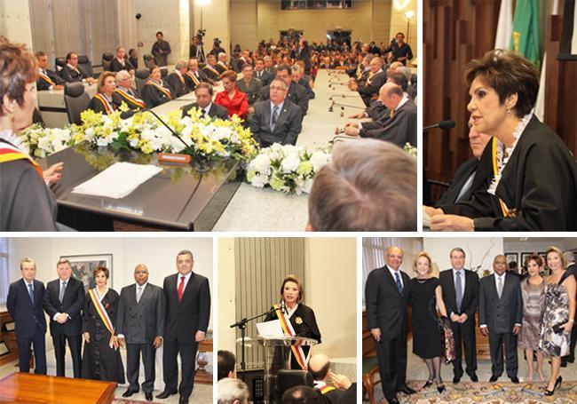 Empossados dirigentes do TRT-MG para o biênio 2012/2013 (imagem 2)