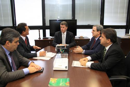 TRT e Governo de Minas discutem prevenção de acidentes no trabalho (imagem 1)