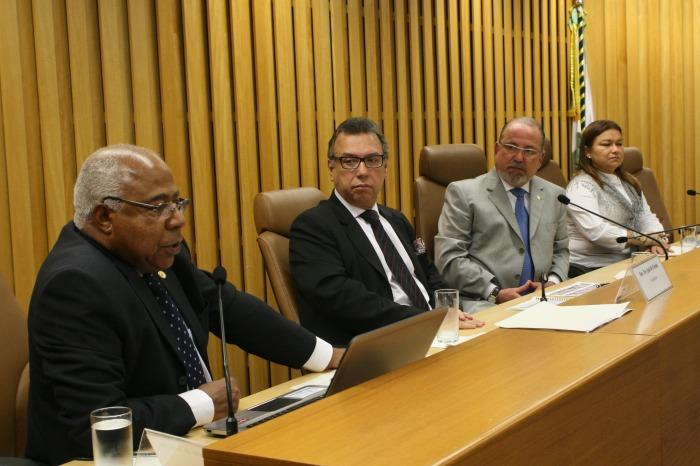 Presidente do TST enfatiza importância da CNDT em reunião do Coleprecor (imagem 3)