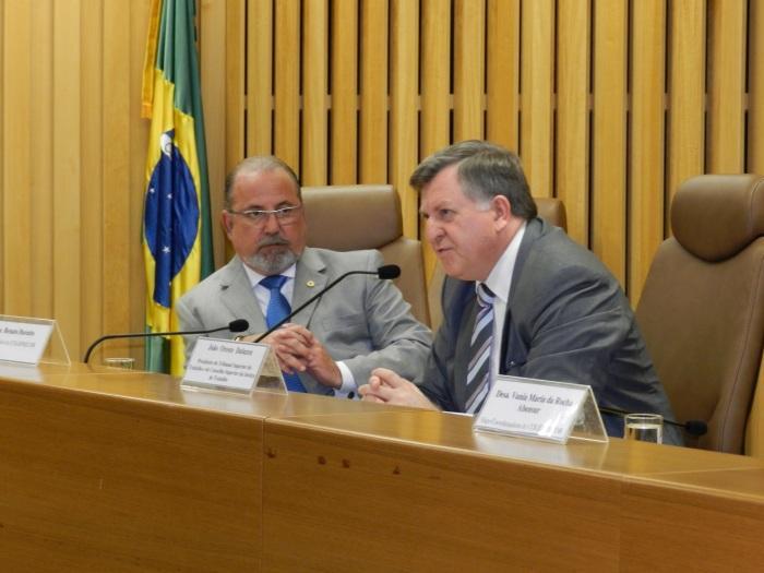 Presidente do TST enfatiza importância da CNDT em reunião do Coleprecor (imagem 2)