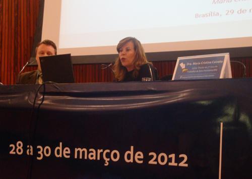 Juíza do TRT-MG faz palestra no II Congresso Brasileiro dos Arquivos do Poder Judiciário (imagem 1)