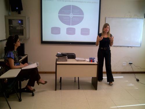 Workshop debate gestão estratégica e atuação institucional (imagem 1)