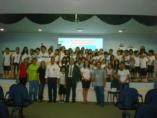 Governador Valadares na Semana da Saúde e Segurança nas escolas (imagem 1)