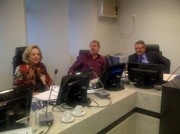 Comissão de desembargadores se reúne para debater sobre a Resolução 63 (imagem 1)