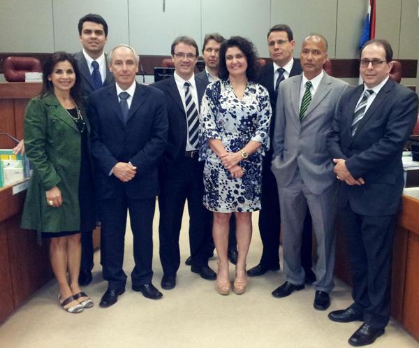 Comissão do TRT-MG visita PJE da 5ª Região (imagem 1)