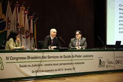 CNJ receberá proposta para criação de política nacional de saúde para os servidores e juízes do Brasil (imagem 1)