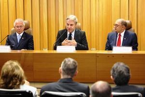 Na primeira reunião com TRTs, presidente do TST enfatiza importância do PJe (imagem 1)