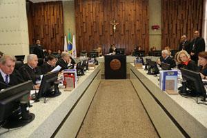 Pleno elege lista tríplice para cargo de desembargador (imagem 2)