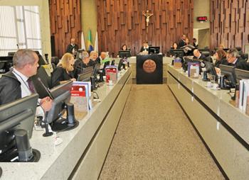 Tribunal Pleno e Órgão Especial reúnem nesta quinta-feira (imagem 2)