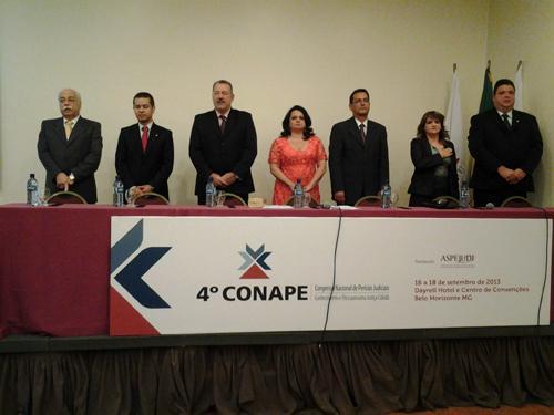 4º Conape reúne peritos para troca de conhecimentos (imagem 1)