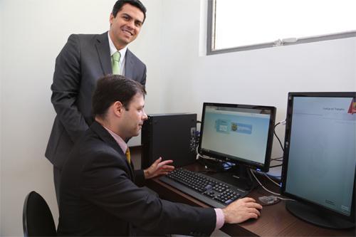 PJe é inaugurado no Foro Trabalhista de Barbacena (imagem 1)