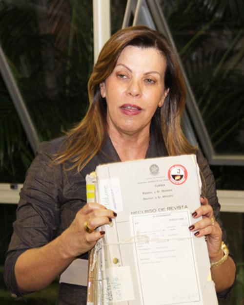 Magistrada do TRT de Minas é reconduzida como representante do Poder Judiciário da União junto ao Conarq (imagem 1)