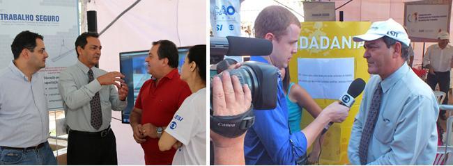 Palestra sobre Trabalho Seguro atrai grande público no Projeto Ação Global (imagem 2)