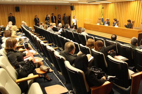 Presidentes e Corregedores participam da primeira reunião ordinária de 2014 do Coleprecor (imagem 1)