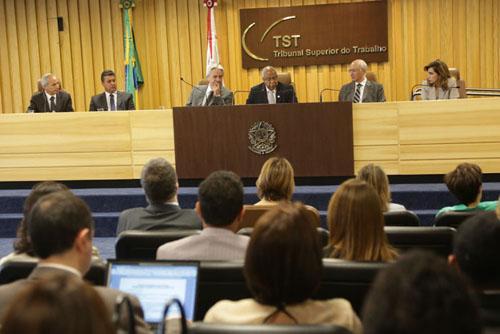 Coleprecor participa da abertura da reunião de integração entre e-Gestão e PJe (imagem 1)
