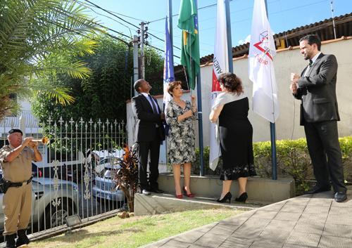 3ª VT de Pouso Alegre, inaugurada hoje, é a 150ª de Minas (imagem 2)