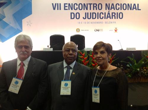 Presidente do CNJ destaca 1ª Instância e PJe no VII Encontro Nacional do Judiciário (imagem 1)