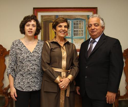 Presidente da Fiemg visita o TRT (imagem 1)