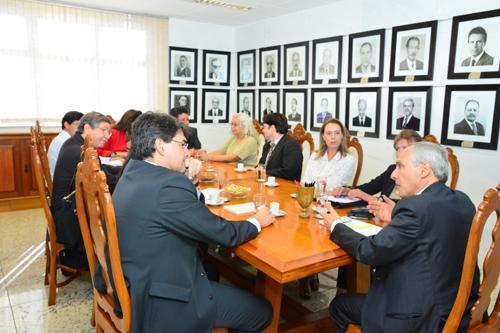 Magistrados do Tribunal de Justiça de Minas vêm conhecer a experiência do TRT com o PJe (imagem 1)