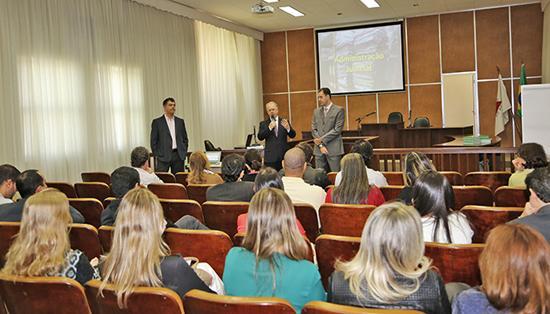Oficina de Administração Judicial traz novo modelo de gestão para a primeira instância (imagem 1)