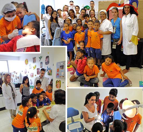 Crianças do Instituto Pedra Viva comemoram 25 anos do POP (imagem 1)