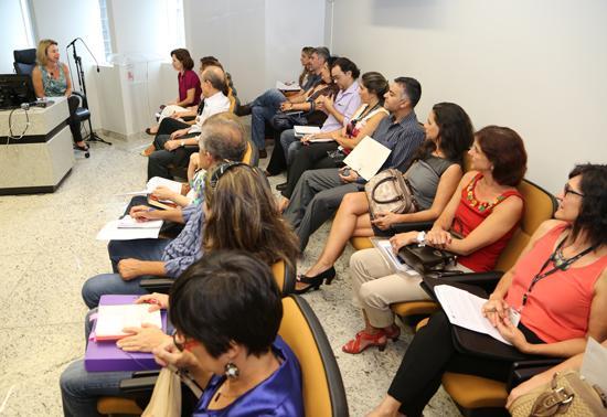 Presidente do TRT abre reunião da Comissão de Responsabilidade Socioambiental (imagem 1)