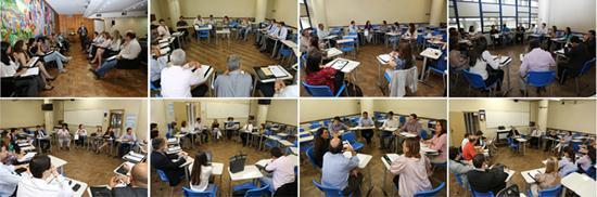 Debate de propostas integra juízes e peritos no Seminário do Trabalho Seguro (imagem 1)