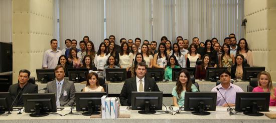 TRT-MG recebeu 51 novos servidores nesta segunda-feira (imagem 1)