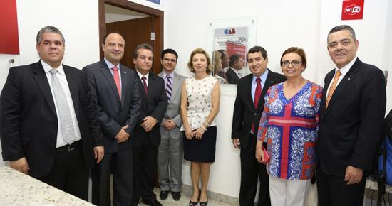Departamento de Apoio aos Advogados Trabalhistas é inaugurado em BH (imagem 1)