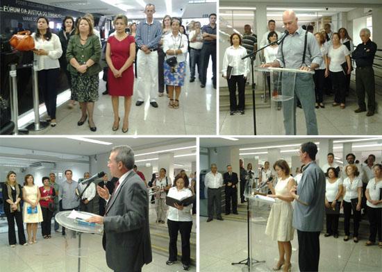 Culto ecumênico marca Dia do Magistrado e do Advogado no TRT-MG (imagem 1)