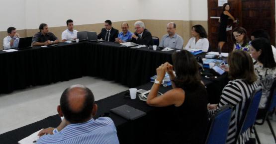 TRT-MG participa de reunião de diretores-gerais com coordenador do Coleprecor (imagem 1)