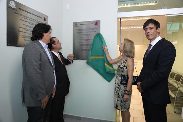 Iturama inaugura nova sede da Justiça do Trabalho (imagem 1)