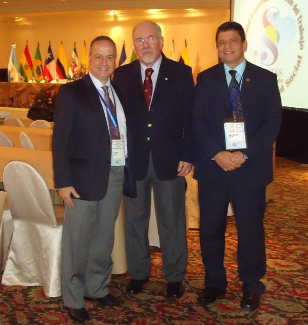 Juiz do TRT da 3ª Região participa de Congresso no Equador (imagem 1)