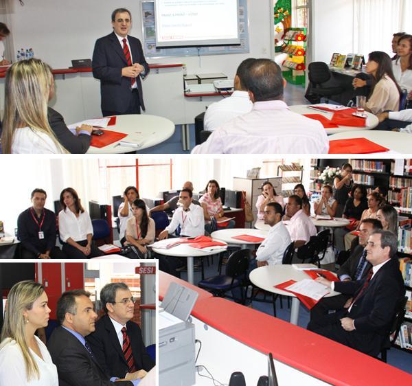 Escola do Sesi apresenta projeto Escola Segura (imagem 1)