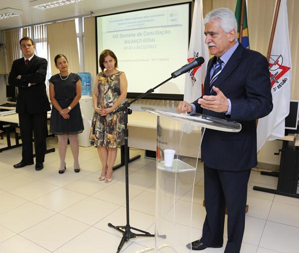 Cresce o número de acordos alcançados pelo TRT-MG na Semana de Conciliação de 2013 (imagem 1)