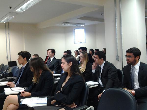 Começa Módulo Regional do X Curso de Formação Inicial de Juízes do Trabalho Substitutos da 3ª Região (imagem 2)