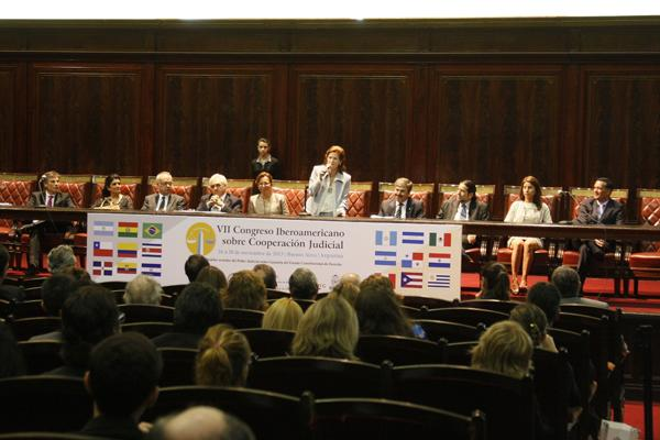 Magistrados brasileiros participam de congresso na Argentina (imagem 1)