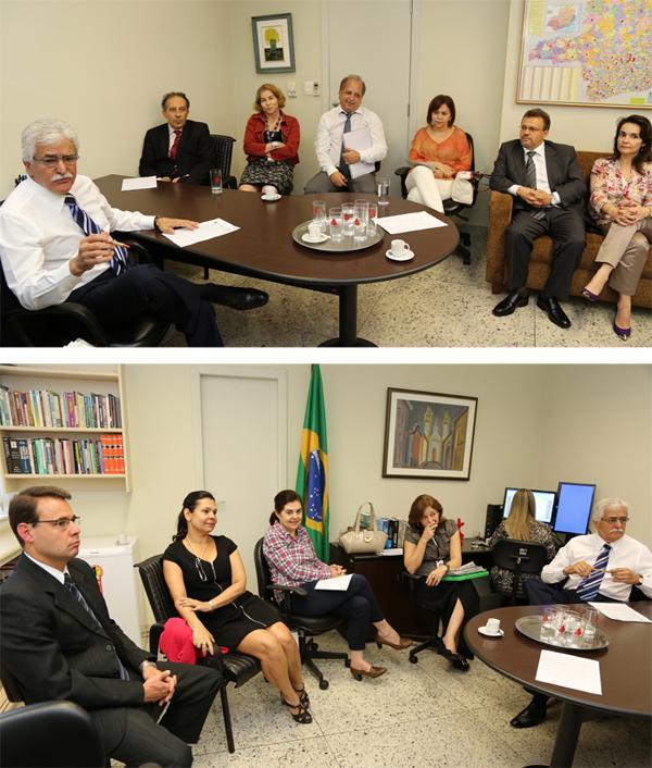 Núcleo de Conciliação Permanente discute preparativos para Semana da Conciliação (imagem 2)
