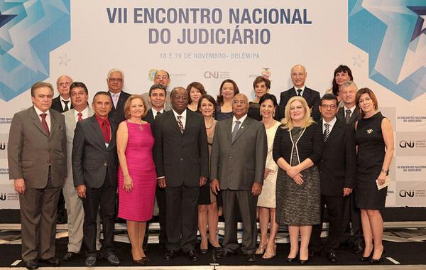 Presidente do CNJ destaca 1ª Instância e PJe no VII Encontro Nacional do Judiciário (imagem 2)