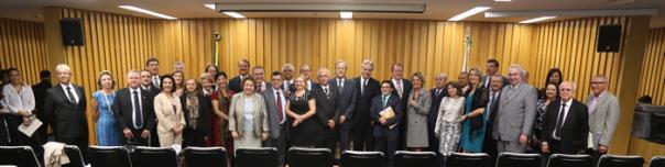 Ministro Lewandowski prestigia reunião do Coleprecor (imagem 1)