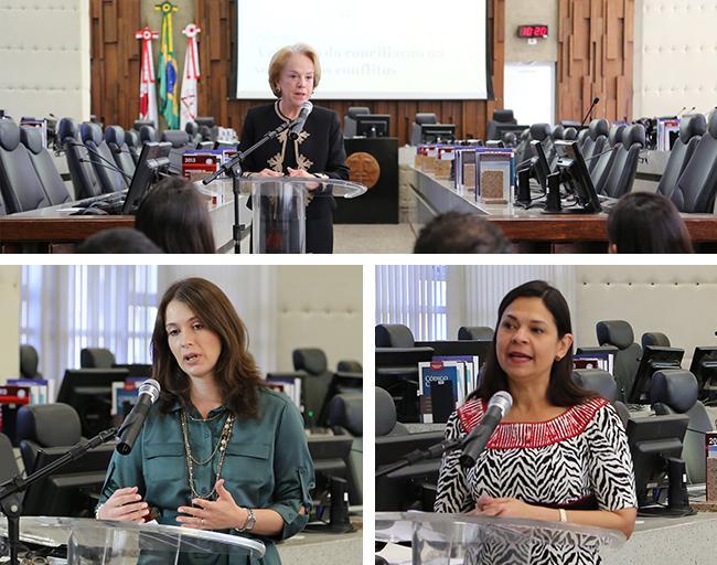 Palestras preparam Semana da Conciliação no TRT mostrando vantagens do acordo judicial (imagem 2)