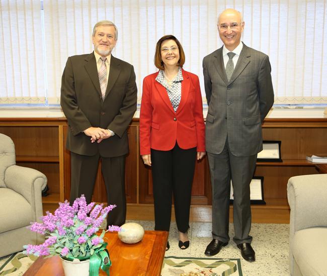 Corregedor-geral da Justiça do Trabalho se reúne com entidades de advogados (imagem 2)